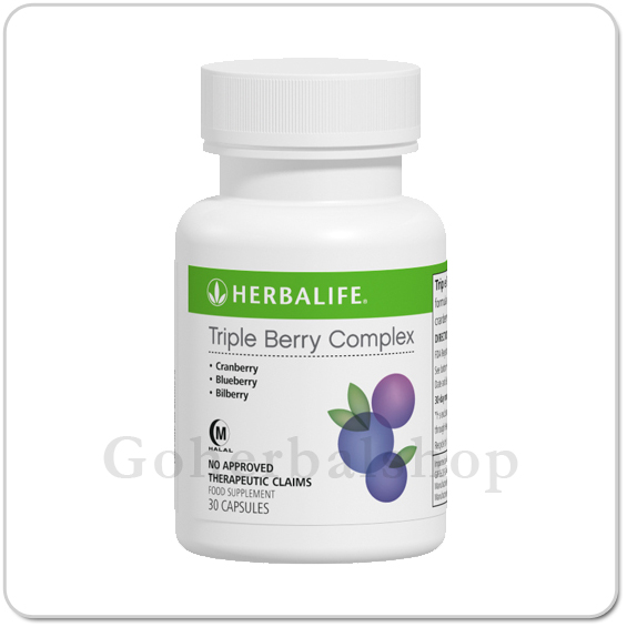 Herbalife Triple Berry