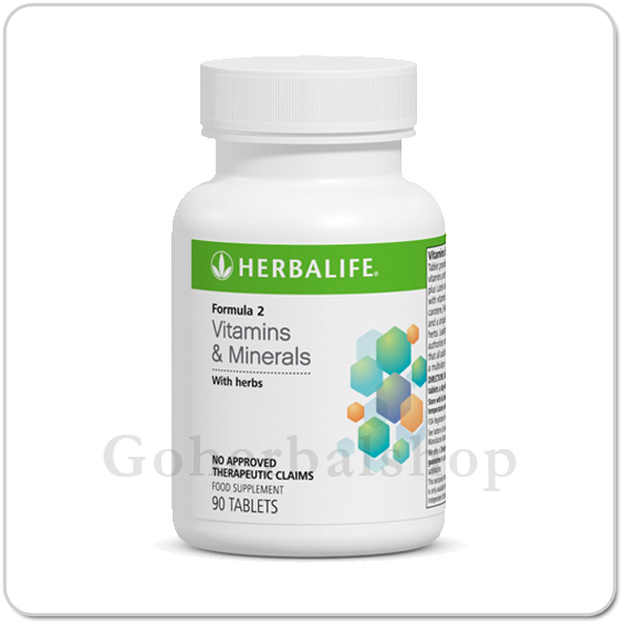 Herbalife Vitamins and Minerals